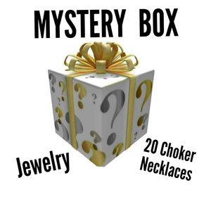 Jewelry - Mystery ❓ Reseller Box 20 Fashion Chokers